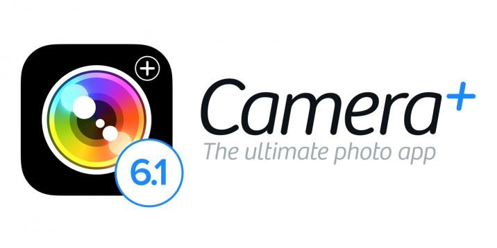 Camera+ Header