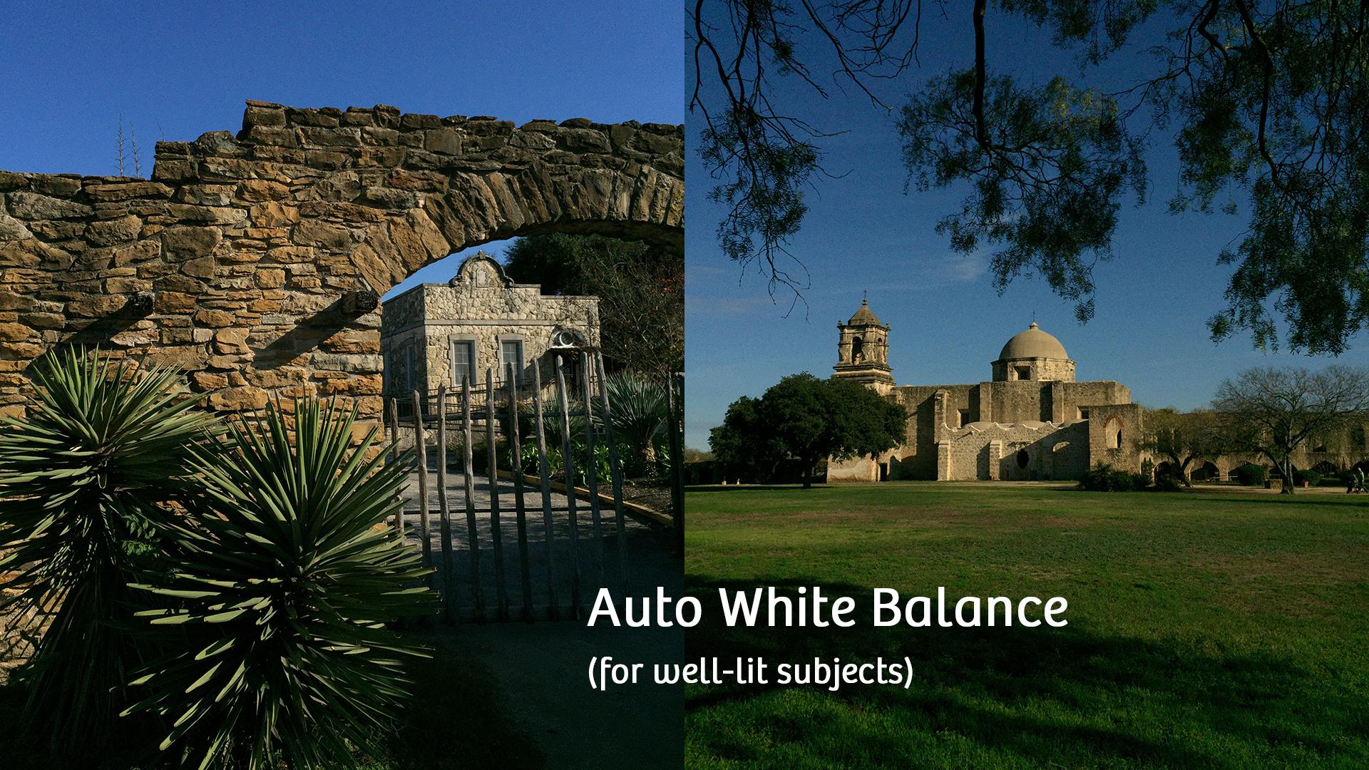 Auto White Balance