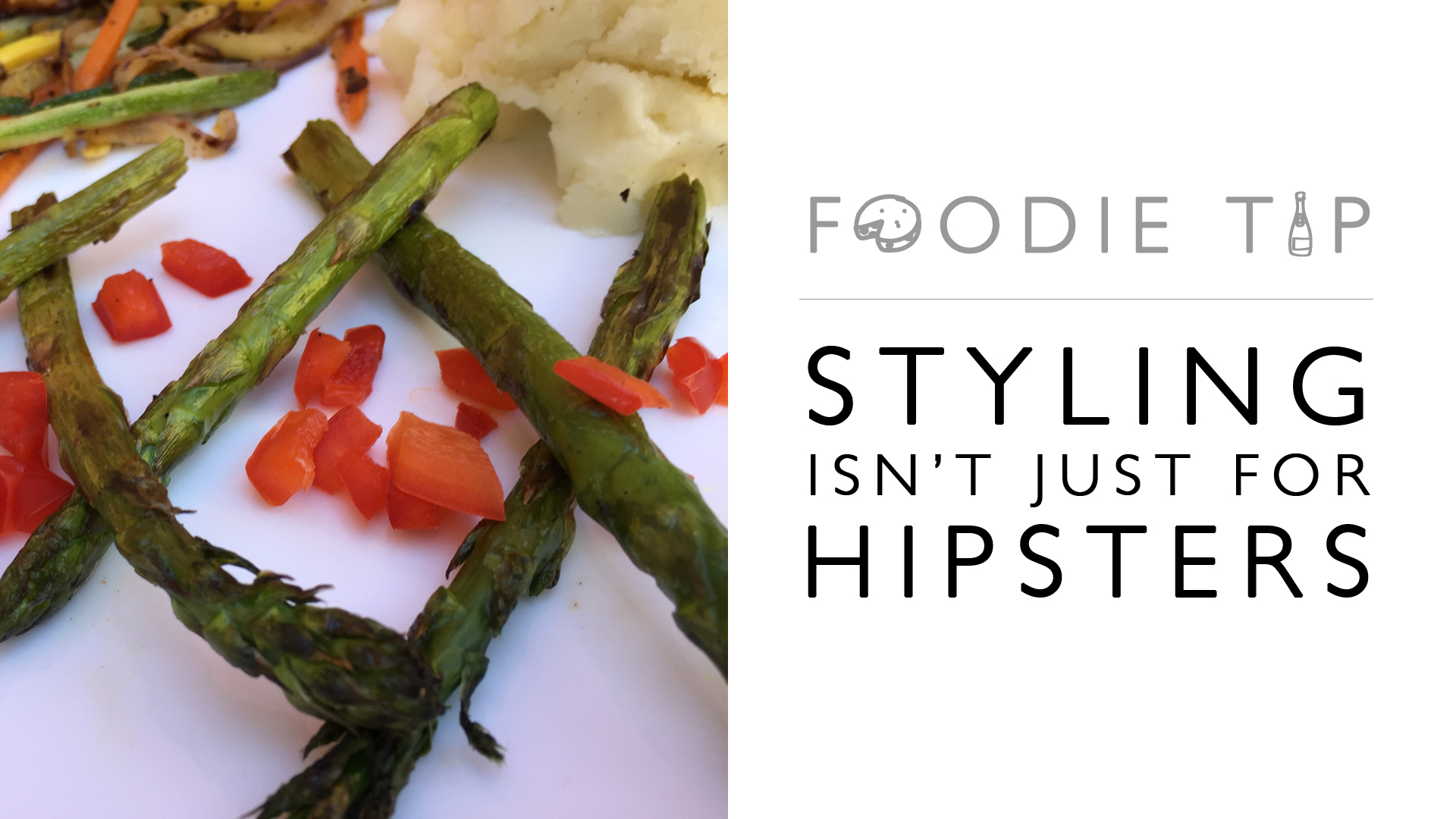styling isn't just for hipsters